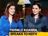 Video : Twinkle Khanna On Her Book, Trolls And More