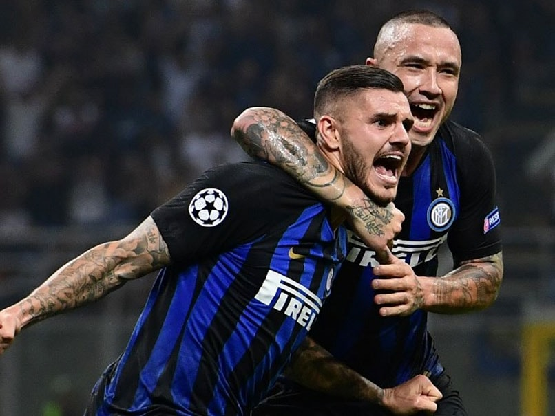 Champions League: Mauro Icardi Sparks Inter Milan