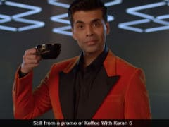 <i>Koffee With Karan 6</i> Promo: Karan Johar, 'Unafraid' Of Asking Difficult Questions, Is Ready. Are You?