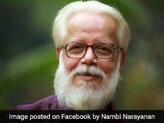 Kerala Gives 50 Lakh Compensation To Ex-ISRO Scientist Nambi Narayanan