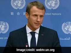 Wasn't In Power When Rafale Deal Signed, Says France's Macron At UN