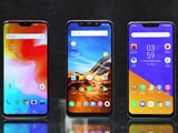 Video: Poco F1 vs OnePlus 6 vs Asus ZenFone 5Z: Mid-Range Powerhouses Compared