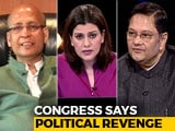 Video : BJP Steps Up Attack On Gandhis After I-T Case Setback