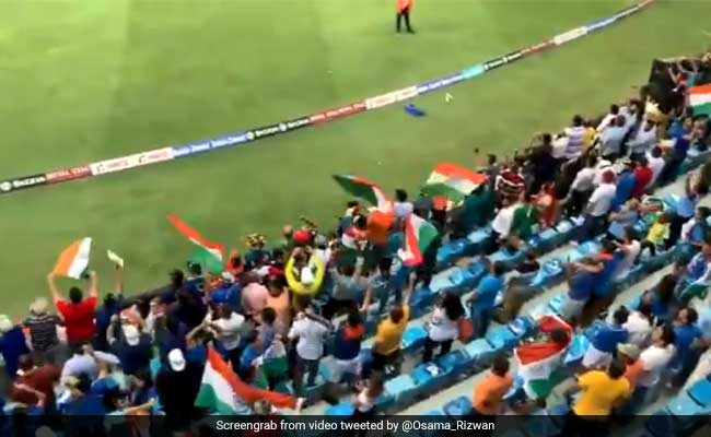 Asia Cup 2018: जीत के बाद भारतीय फैन्स ने गाया वंदे मातरम, देखकर खड़े हो जाएंगे रोंगटे
