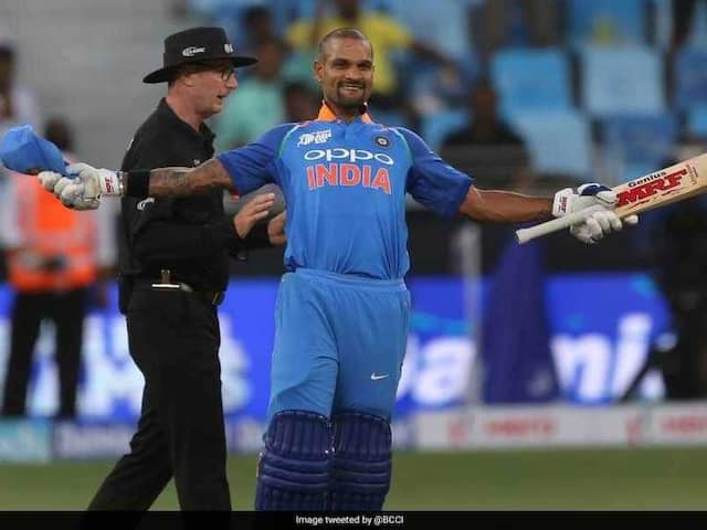 Asia Cup 2018: Shikhar Dhawan and Mushfiqur Rahim in the race of highest run scorer