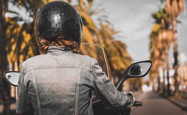 Riders in Noida and Greater Noida won't be able to buy fuel without helmets.