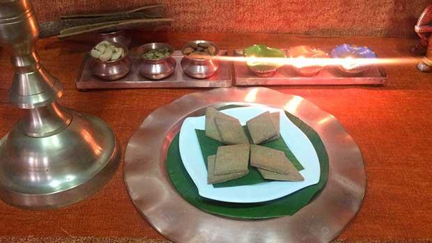 Baked Shankarpali Recipe