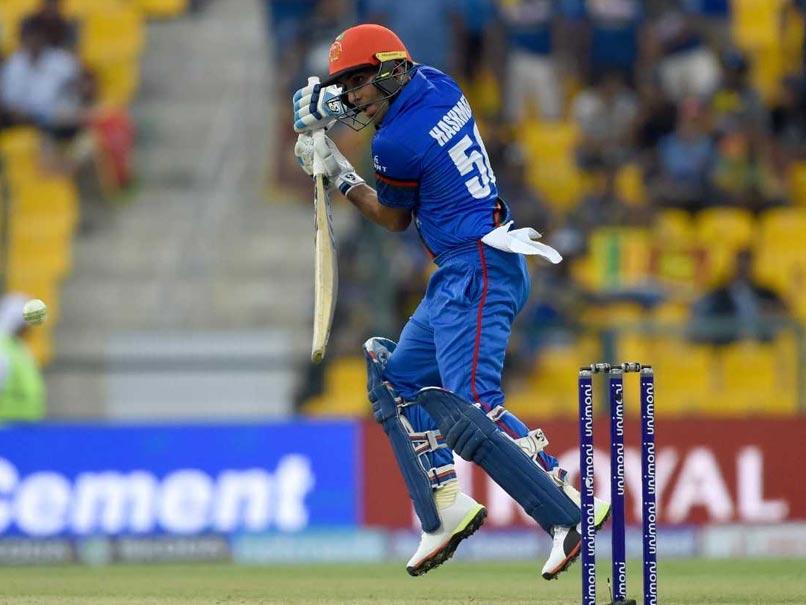 ENG vs AFG: अफगान बल्लेबाज हशमतुल्लाह ने बताया, इस कारण बाउंसर लगने के तुरंत बाद उठ खड़ा हुआ था..