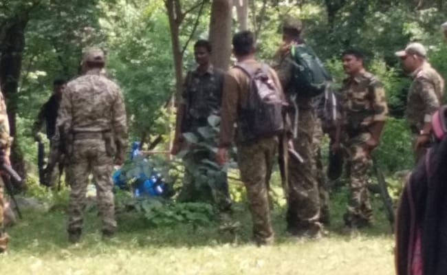 Maoist Wanted In Killings Of BJP Lawmaker, 4 Cops Killed In Chhattisgarh