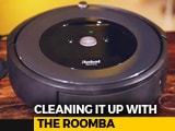 Video : The Gadgets 360 Show: The Robot That Cleans Up Your Mess