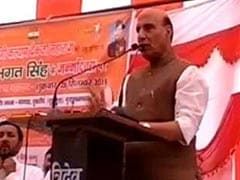 Rajnath Singh's Cryptic Statement On Surgical Strike Anniversary