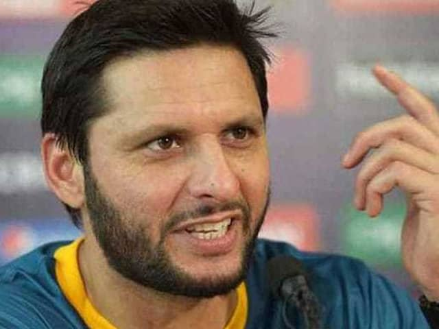 Shahid Afridi tweets about Pakistan's exit from Asia Cup