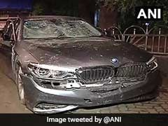 BMW Hits Mumbai Pedestrians, Chased By Cops For 4 Km