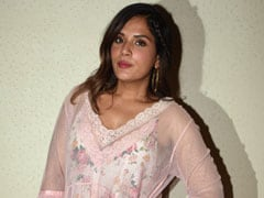 Richa Chadha's Light As Air Dress Is The Perfect Brunch Outfit
