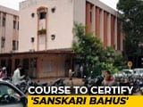 Video : For Certified <i>Sanskari</i> Brides, Grooms, Turn To This Bhopal University