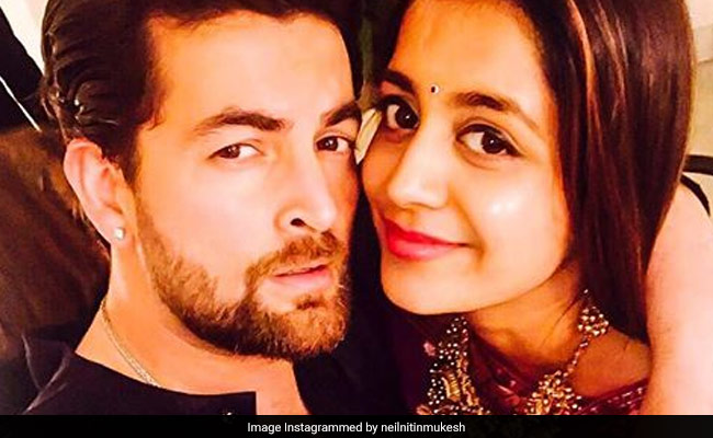 Neil Nitin Mukesh And Rukmini Sahay Name Their Daughter Nurvi Neil Mukesh, Say 'The Family Is Elated'
