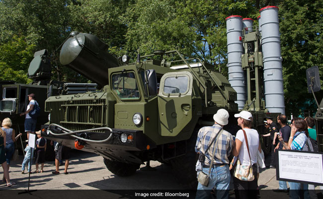 India Likely To Sign $6 Billion Missile Deal During Putin Visit Next Week