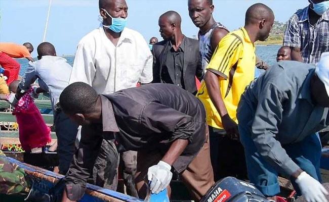 207 Dead In Tanzania Ferry Capsize, 2 Survivors Rescued From Spot