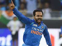 India vs Afghanistan, Asia Cup Live Score: Kedar Jadhav Ends Mohammad Shahzad