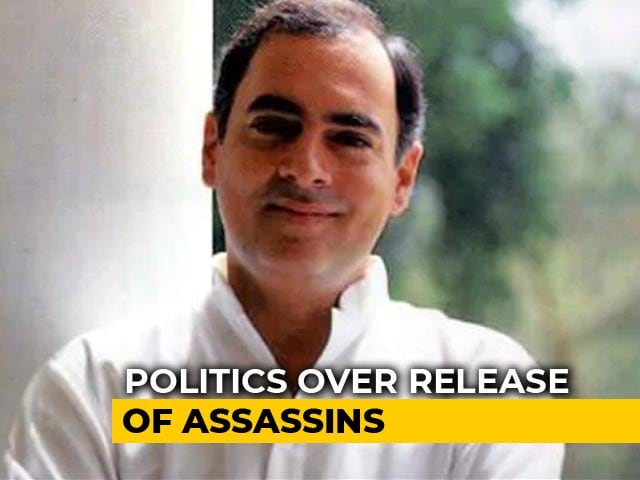 Video : Don't Free Rajiv Gandhi's Assassins, Say Families Of 14 Killed In Blast