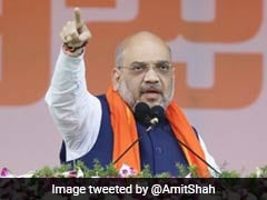 """No Tie-Up With TRS"": BJP To Contest Telangana Polls Solo, Says Amit Shah"