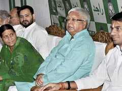 """Children, Please!"" Lalu Yadav Summons Son Tejashwi Amid Family Tension"