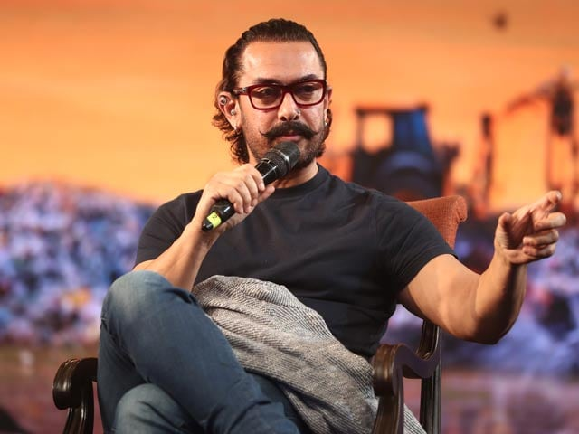 Video : Is Aamir Khan Making Mahabharata? Here's His Reply