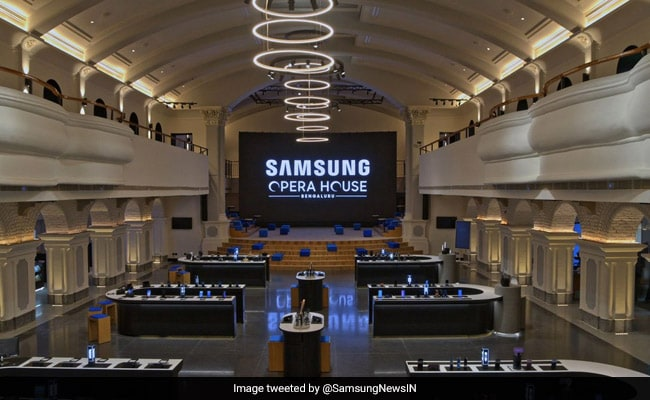 Bengaluru Gets Samsung's Largest Store Worldwide