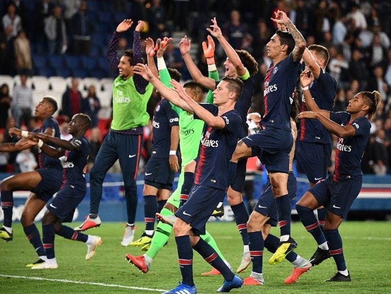 PSG Make Light Of Kylian Mbappe, Neymar Absence In Parc Stroll