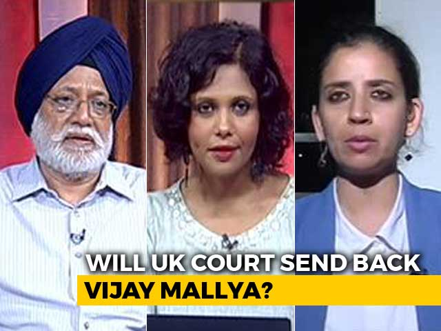 Video : Opposition, Centre Clash After Vijay Mallya Claims He Met Arun Jaitley