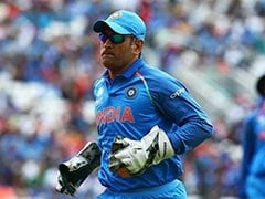 Watch: MS Dhoni Loses His Cool With Kuldeep Yadav