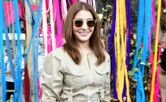 Anushka Sharma Explains Why Her Film Sui Dhaaga Is A Family Entertainer