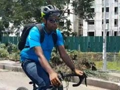 Rise In Fuel Prices Prompts Many To Cycle To Work, Take Trains In Chennai