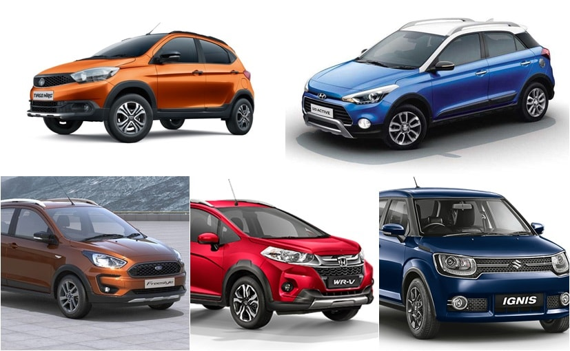 Here are some of the top crossover or crossover-like cars that you can buy in India
