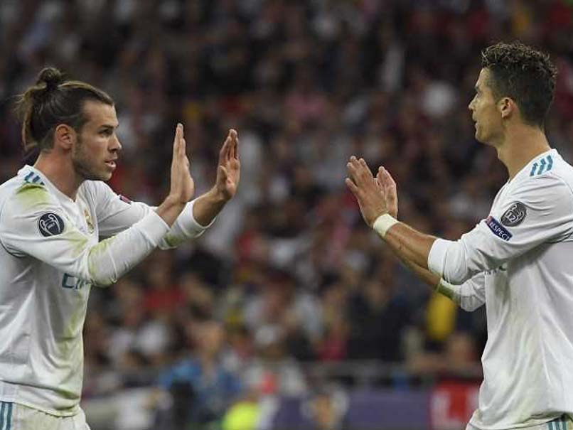 Real Madrid More Of A Team Without Cristiano Ronaldo, Says Gareth Bale