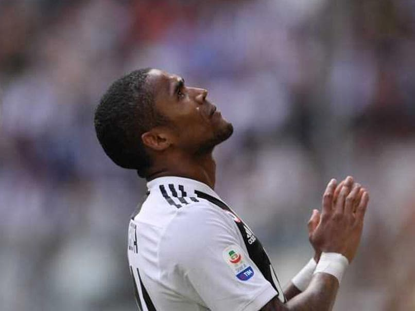 Juventus Forward Douglas Costa Given Four-Match Ban For Spitting