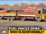 Video : Tamil Nadu Truckers Hike Tariffs After Fuel Price Rise. Vegetables Hits