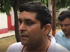 गाजियाबाद में हिंदू युवा वाहिनी का नेता गिरफ्तार, अवैध हथियार बरामद