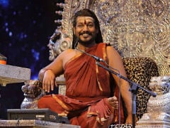 Self-Styled Godman Nithyananda Charged For Allegedly Kidnapping Children