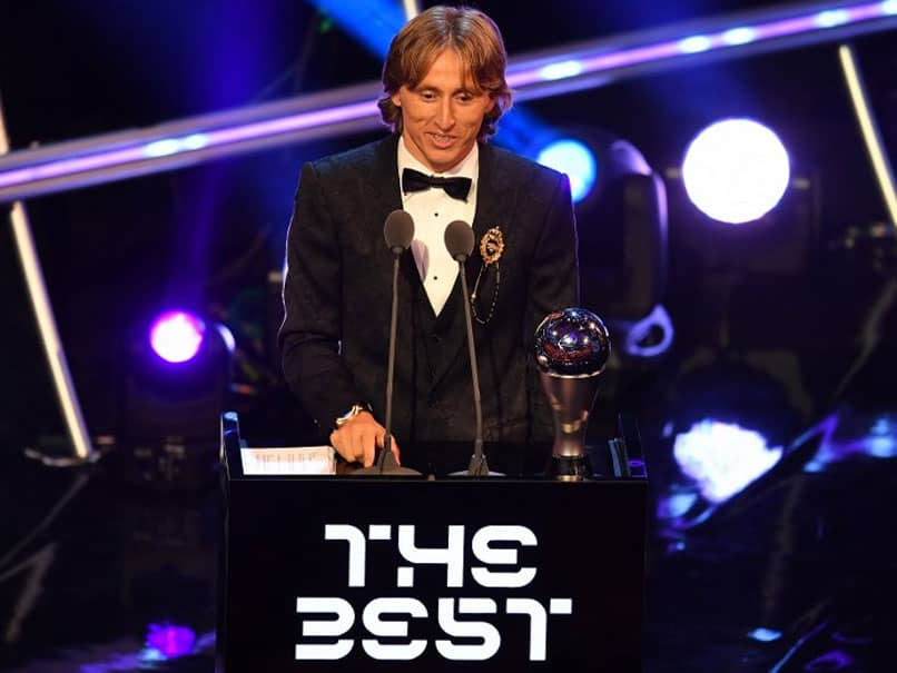 Luka Modric Ends Ronaldo-Messi Era To Be Crowned Worlds Best