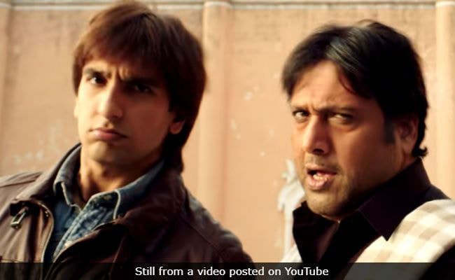 Ranveer Singh's 'Life Ban Gayi' Moment Was Being Slapped By Govinda On Screen