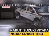 Video : Maruti Suzuki Vitara Brezza Scores 4 Stars In Global NCAP Crash Test