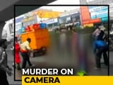"Video : Murder On Busy Hyderabad Road; ""Cops Went To Get Batons,"" Says Officer"