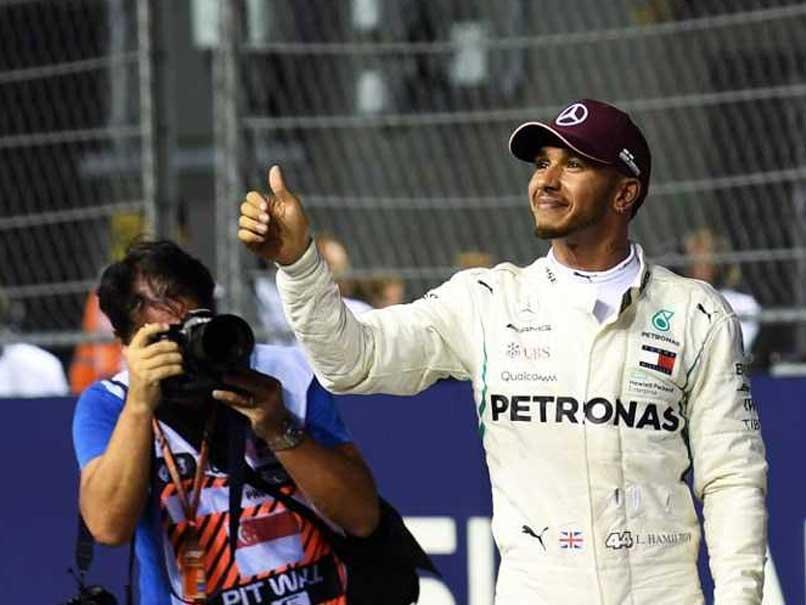 Russian Grand Prix: Lewis Hamilton Plays Down 40-Point Advantage