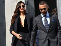 Sonam Kapoor And Anand Ahuja Were A Class Apart At Milan Fashion Week