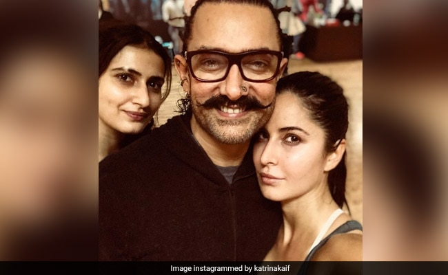 Thugs Of Hindostan Motion Poster To Release Soon?