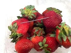 Australia Strawberry Industry In Crisis After Needle Scare