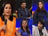"Video : Top Athletes Discuss Their Journey To Fame At ""Screen Yuva Meets Asiad Yuva"""
