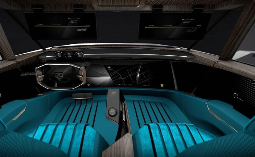 Peugeot Reveals E Legend All Electric Concept Ndtv Carandbike