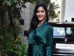 Katrina Kaif's Dress Reminds Us Of A Priyanka Chopra Look From A While Ago